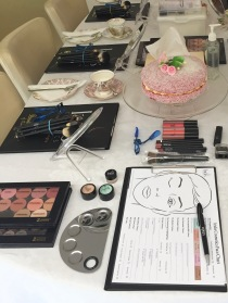 Makeup Lesson, Iridis Glamtorial hosted by Jacquelyn Carapellotti, melbourne makeup artist