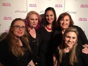 Iridis Fernwood Beauty Bar team, melbourne makeup artists