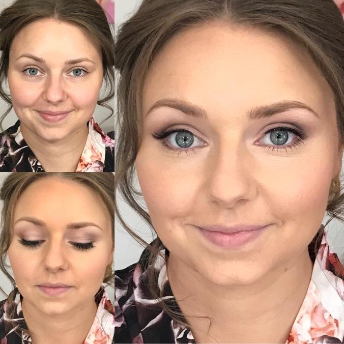 natural soft bridesmaid makeup, bridal makeup artist